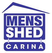 Mens Shed Carina Logo